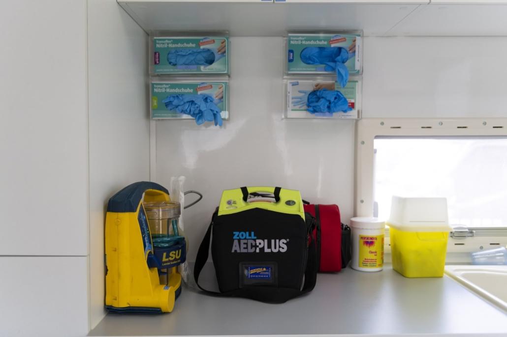 HEMOSTAZ ⎮ Matériel médical AED