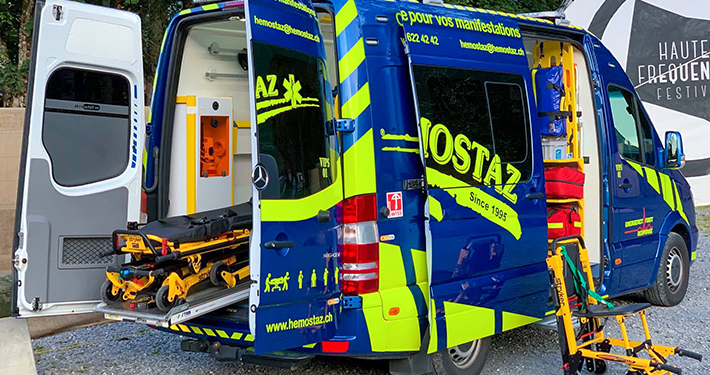 HEMOSTAZ ⎮ Ambulance et matériel médical
