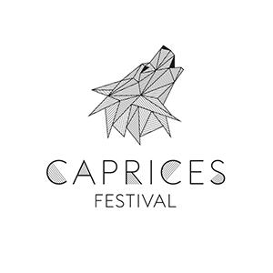 Logo Caprices Festival