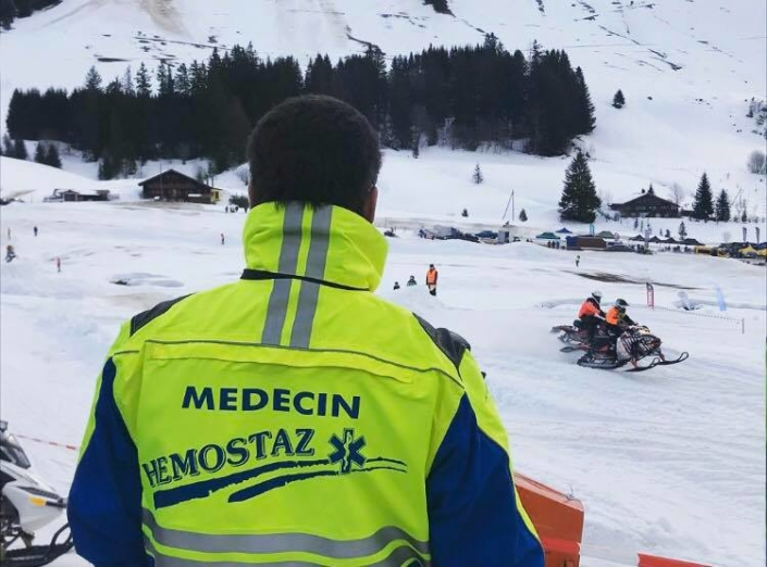 HEMOSTAZ ⎮ Service médico-sanitaire Snowcross