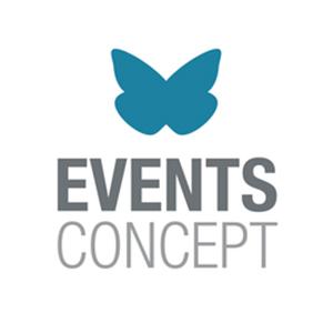 Logo Events Concept