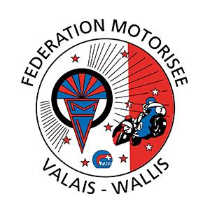 Logo Fédération motorisée Valais