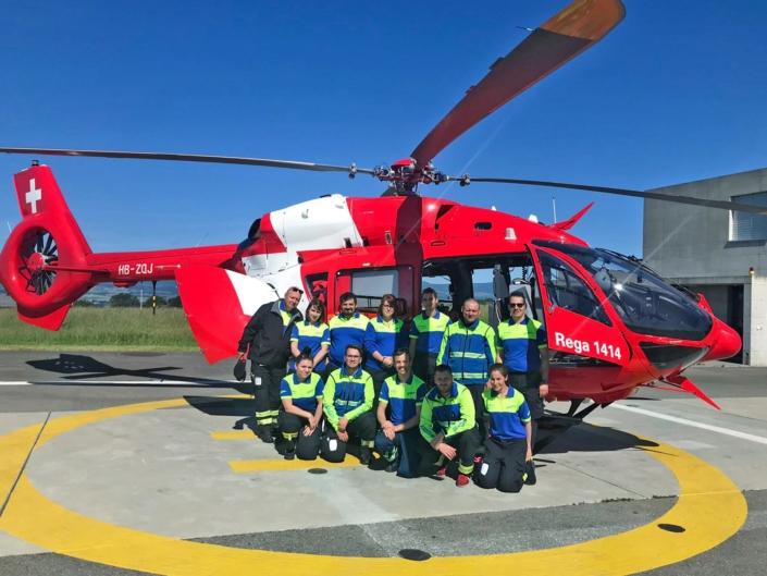 HEMOSTAZ ⎮ Centre de formation cours de premiers secours formation continue à la REGA
