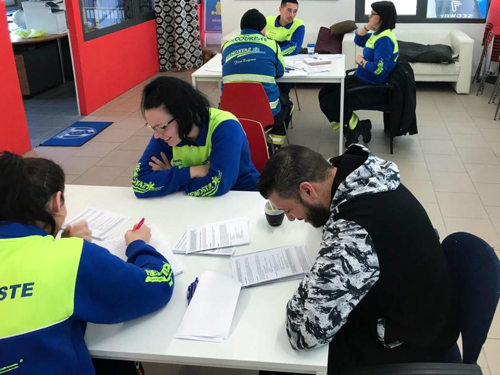 HEMOSTAZ ⎮ Centre de formation cours de premiers secours formation théorie