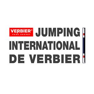 Logo Jumping international Verbier