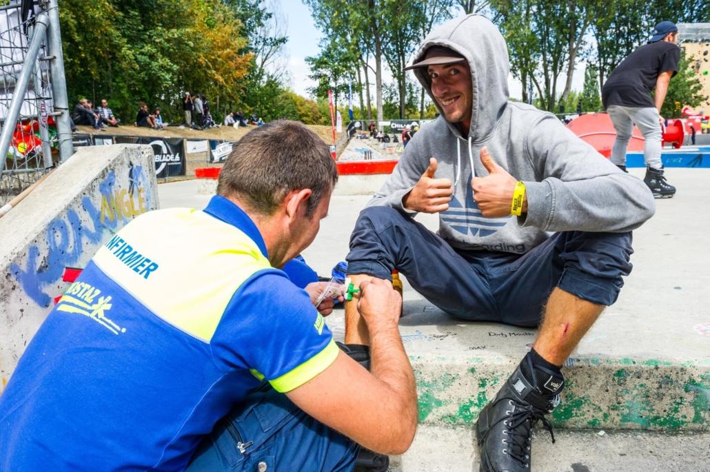 HEMOSTAZ ⎮ Service médico-sanitaire Lausanne Urban Festival