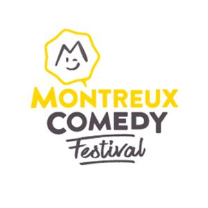 Logo Montreux Comedy Festival