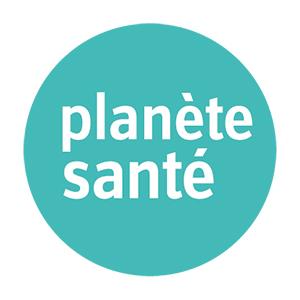 HEMOSTAZ ⎮ Logo Planète santé