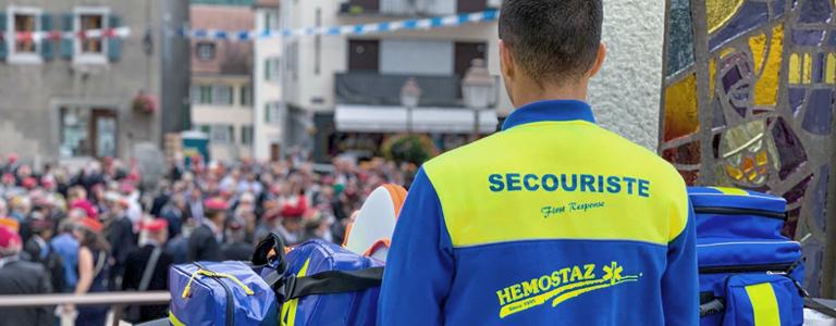 HEMOSTAZ ⎮ Service médico-sanitaire Carnaval de Monthey